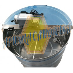 EXTRACTOR RADIAL 12 CUADROS REVERSIBLE